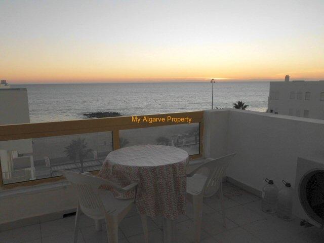 south balcony over the quarteira beach apartment T2 to sell in quarteira amazing views over the beach of quarteira