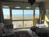 MAC29, Vende Apartamento Frente Praia Quarteira Excelentes Vistas Mar